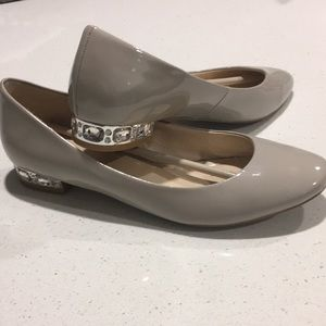 Pazzion size 38 small heel Shoes.